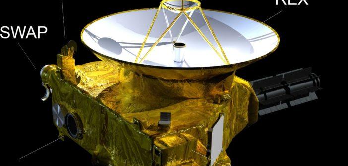 Instrumenty sondy New Horizons / Credits -