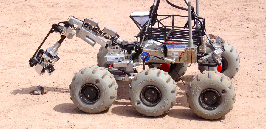 what was the design for the mars rover - photo #36