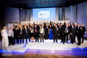Zwycięzcy Galileo Masters 2015 / Źródło: Anne Kreuz