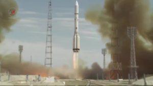 Start Protona-M z Intelsat 31 (2016)/ Credits - ILS