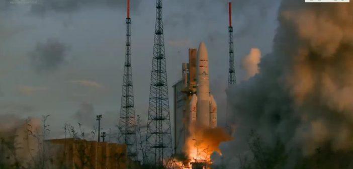 Start Ariane 5 - 18.06.2016 / Credits - Arianespace