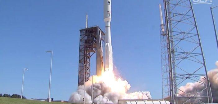 Start Atlasa 5 z MUOS-5 / Credits - ULA