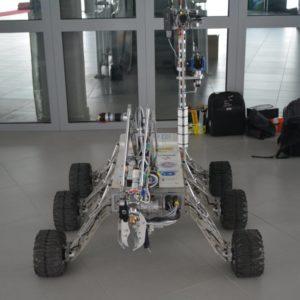 Łazik Legendary Rover z Politechniki Rzeszowskiej - zwycięzca URC 2016 / Credits - K. Kanawka, Blue Dot Solutions