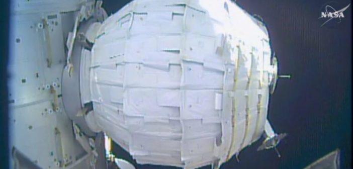 Moduł BEAM wciąż dobrze działa na ISS