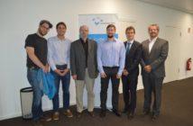 Organizatorzy Galileo Masters  w Badenii-Wirtembergii i polskiej edycji / Credits - IHK Reutlingen