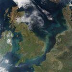 Wielka Brytania z kosmosu / Credits - NASA