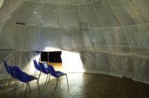 Projekt planetarium stworzony przez licealistów / Źródło: CNK