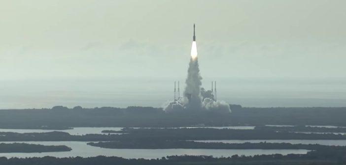 Start Atlasa 5 z NROL-61 / Credits -ULA