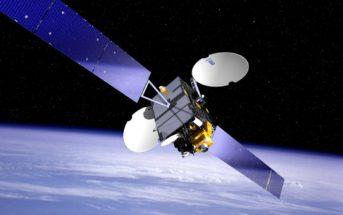 Europejski satelita ARTEMIS, od 2001 roku na orbicie, od 2014 używany przez podmiot komercyjny / Credits - ESA-J.Huart