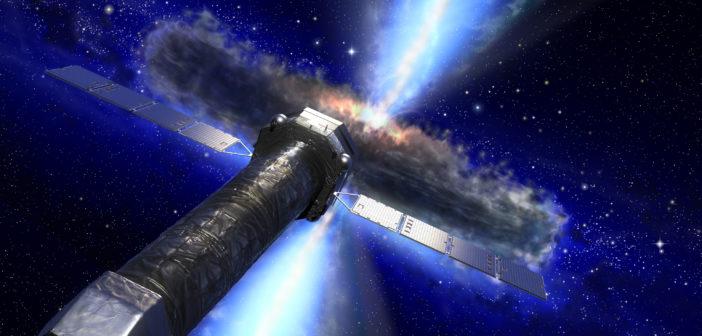 Obserwatorium Rentgenowskie Athena – wizja artystyczna/  ESA