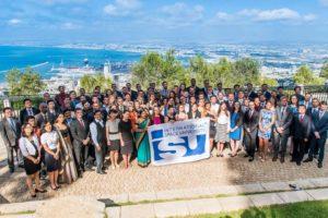 Wszyscy uczestnicy ISU Space Studies Programme 2016