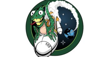 Logo satelity NROL-61 / Credits: NRO