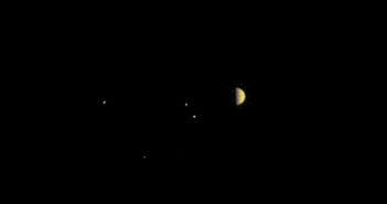 Zdjęcie Jowisza z JunoCam z 21 czerwca 2016 / Credits - NASA, JPL