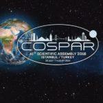 Logo kongresu COSPAR 2016