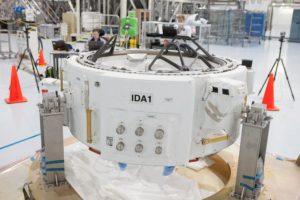Utracony IDA-1 / Credits - NASA