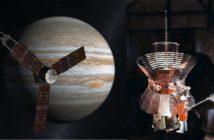 Sony Juno (po lewej) i Helios 2 (po prawej) / Credits - NASA