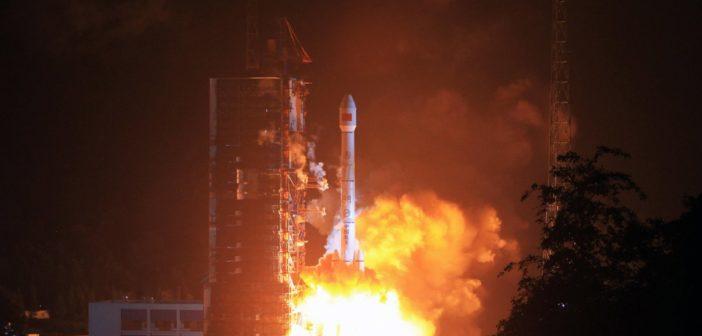 Start CZ-3B z 5 sierpnia 2016 / Credits - china.cn