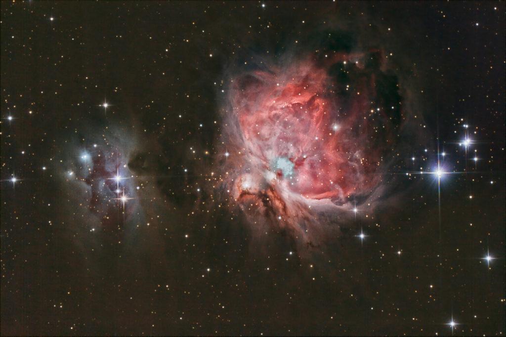 Warsztaty astrofotografii / Źródło: Alan Chamernik