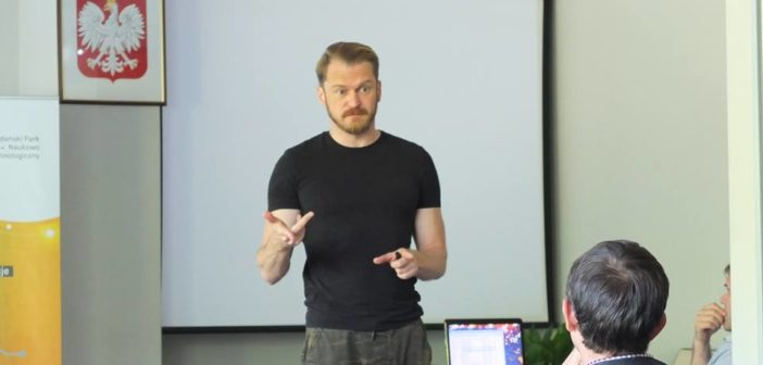 Final pitching lessons were conducted by Piotr Bucki / Credits: Blue Dot Solutions