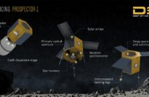Grafika prezentująca Prospector-1 / Credits - DSI