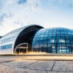 Europejski Kongres Robotyczny odbędzie się w Centrum Wystawienniczo Kongresowe w Jasionce koło Rzeszowa. Fot: Michał Bosek-UMWP