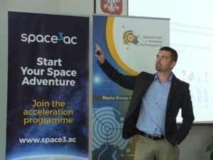 Space3ac participants also attended lessons on finance and controlling / Credits: Blue Dot Solutions