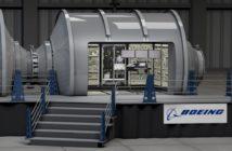 Koncepcja firmy Boeing. Credits: Boeing