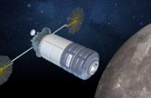 Koncepcja Orbital ATK. Credits: Orbital ATK