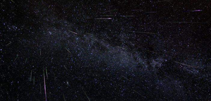 Perseidy, czyli rzecz o spadających gwiazdach