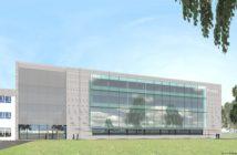 Wizualizacja nowego centrum budowy satelitów Airbus D&S / Credit: Airbus D&S