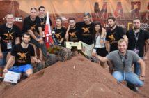 Polski zespół Raports z Politechniki Łódzkiej, zwycięzcy ERC 2016 / Credits: Julia Marek, ERC