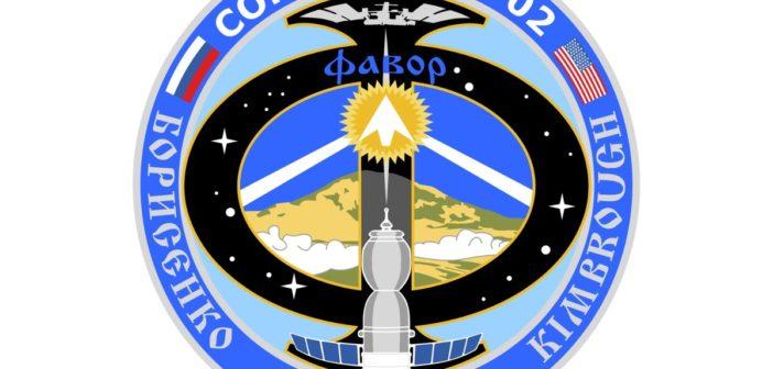 Logo misji Sojuz MS-02 / Credits - Roskosmos