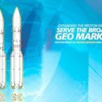 Grafika prezentująca nowe wersje rakiet Proton / Credits - ILS