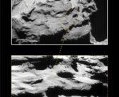 Sonda Rosetta zakończyła swoja misję