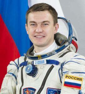 Kosmonauta Nikołaj Tichonow / Credits: Roskosmos