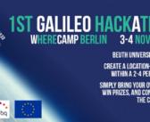 Pierwszy Hackathon Galileo w Berlinie
