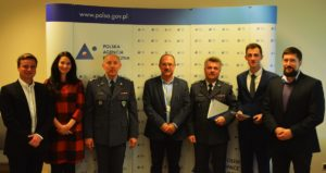 POLSA, CBK oraz Blue Dot Solutions - po podpisaniu umowy / Credits - Blue Dot Solutions