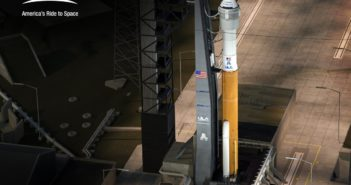Aktualna konfiguracja Atlasa 5 z aeroskirt dla CST-100 / Credits - ULA