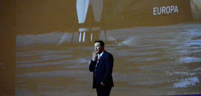 Marsjańskie wystąpienie Elona Muska w przyszłym tygodniu