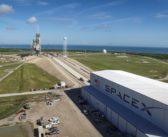Pierwszy start SpaceX z LC-39A w połowie lutego