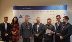 Podpisanie umowy na przygotowanie studium wykonalności dotyczące przyszłościowych technik i technologii kosmicznych / Mat. własne POLSA