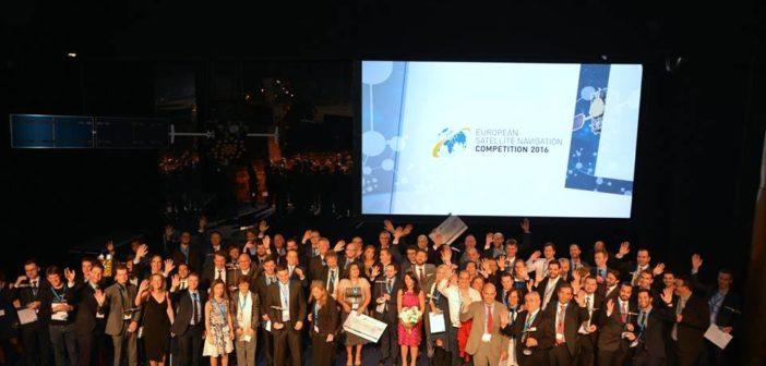 Aerobits zwycięzcą Galileo Masters 2016