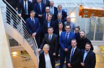 Spotkanie podmiotów sektora kosmicznego z Polski i Norwegii / Credits - Blue Dot Solutions