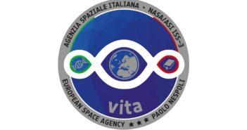 Logo misji Vita / ESA, ASI