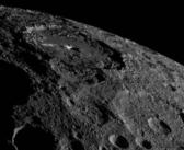 Sonda Dawn przekazuje nowe obrazy powierzchni Ceres