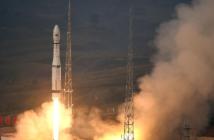 Pierwszy start rakiety z serii CZ-11 w 2015 roku (Xinhua / Yan Yan)