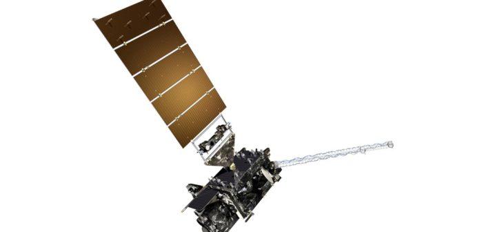 Satelita GOES-R / Credits - NASA, NOAA