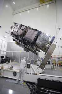 GOES-R - ostatnie testy / Credits - LM, NASA, NOAA