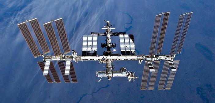 Spacer kosmiczny EVA-44