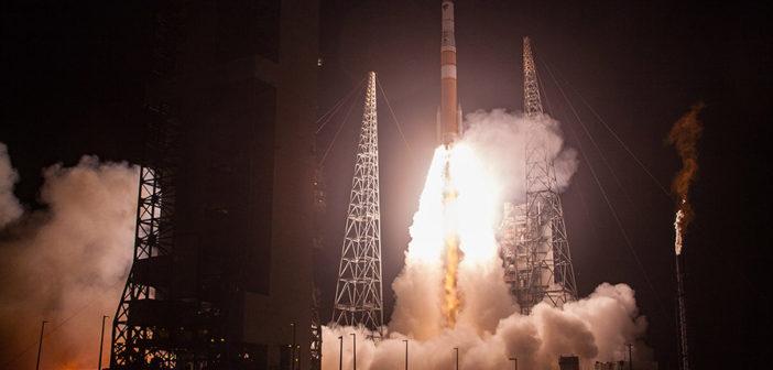 Delta 4M wyniosła wojskowego satelitę telekomunikacyjnego